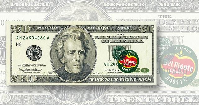 Tờ tiền in lỗi được rao bán giá 57.000 USD - 1