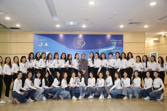 41 nữ sinh sẽ đọ sắc tại chung kết Hoa khôi Sinh viên Việt Nam - 2