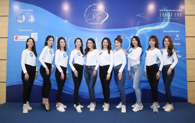 41 nữ sinh sẽ đọ sắc tại chung kết Hoa khôi Sinh viên Việt Nam - 3