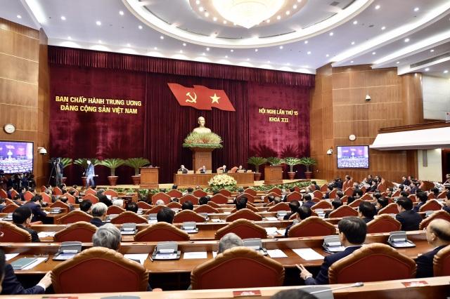 Bộ Chính trị đề cử 4 chức danh chủ chốt khóa XIII - 1