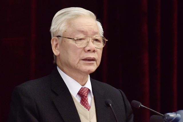 Bộ Chính trị đề cử 4 chức danh chủ chốt khóa XIII - 2