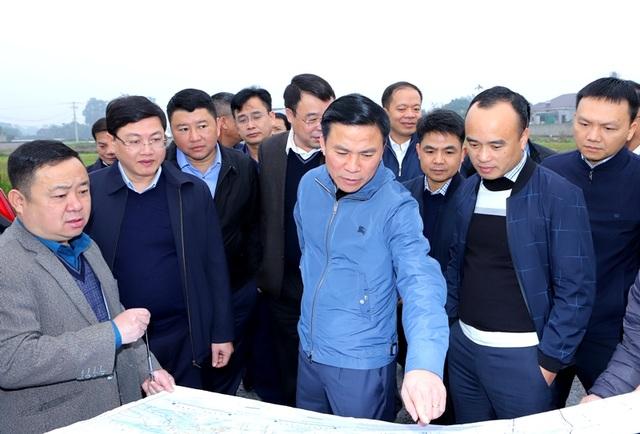 Bí thư Thanh Hóa quy rõ trách nhiệm tại dự án giao thông quan trọng - 3
