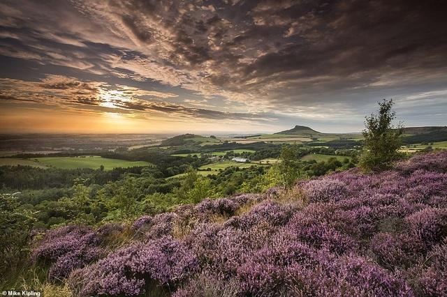Mê mẩn vẻ đẹp hoang dã và lãng mạn của vương quốc Anh - 1