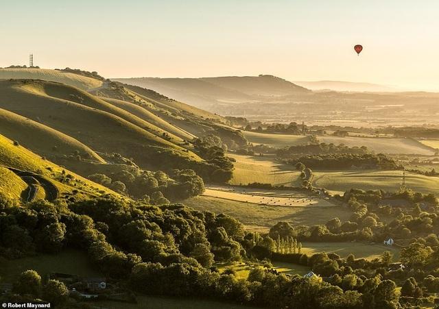 Mê mẩn vẻ đẹp hoang dã và lãng mạn của vương quốc Anh - 3