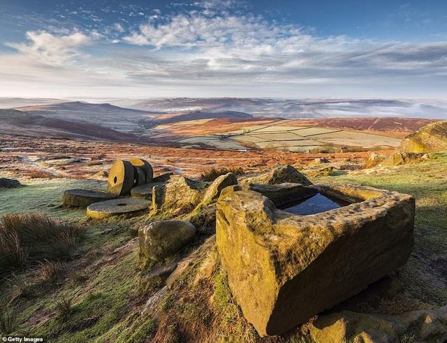 Mê mẩn vẻ đẹp hoang dã và lãng mạn của vương quốc Anh - 5