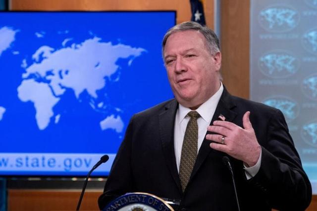 Mỹ trừng phạt quan chức Trung Quốc - 1