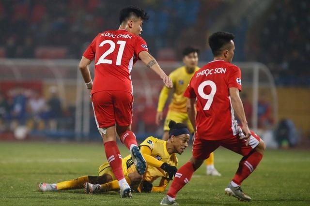 Đương kim vô địch CLB Viettel thua đau trận mở màn V-League 2021 - 5