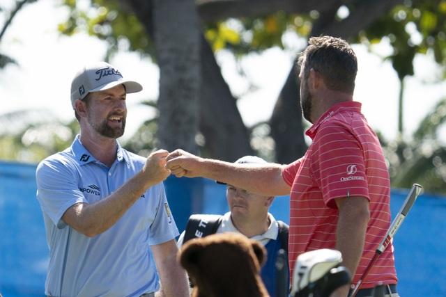 Tay golf gây ấn tượng mạnh sau khi chữa khỏi Covid-19 - 2