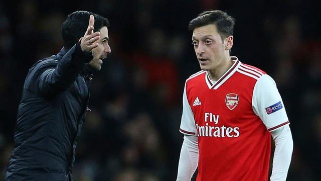 Mesut Ozil đạt thỏa thuận chấm dứt hợp đồng với Arsenal - 1