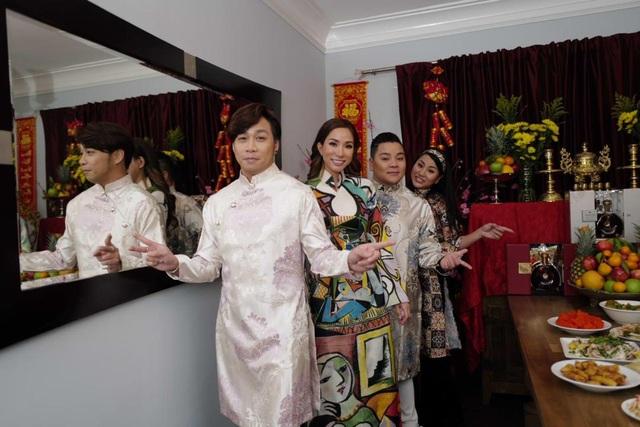 Phạm Khánh Hưng đón Tết sớm tại Mỹ cùng nhóm LL - 6