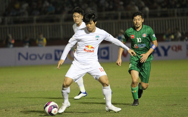 HA Gia Lai thua Sài Gòn FC trong ngày HLV Kiatisuk ra mắt - 6