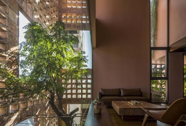 Nhà gạch Bát Tràng của Việt Nam đoạt giải kiến trúc quốc tế - 10