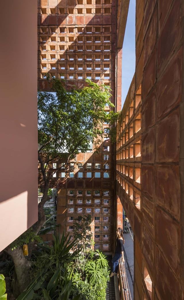 Nhà gạch Bát Tràng của Việt Nam đoạt giải kiến trúc quốc tế - 13