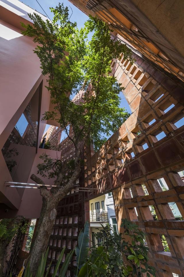 Nhà gạch Bát Tràng của Việt Nam đoạt giải kiến trúc quốc tế - 14