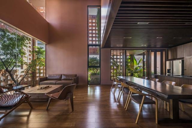 Nhà gạch Bát Tràng của Việt Nam đoạt giải kiến trúc quốc tế - 15