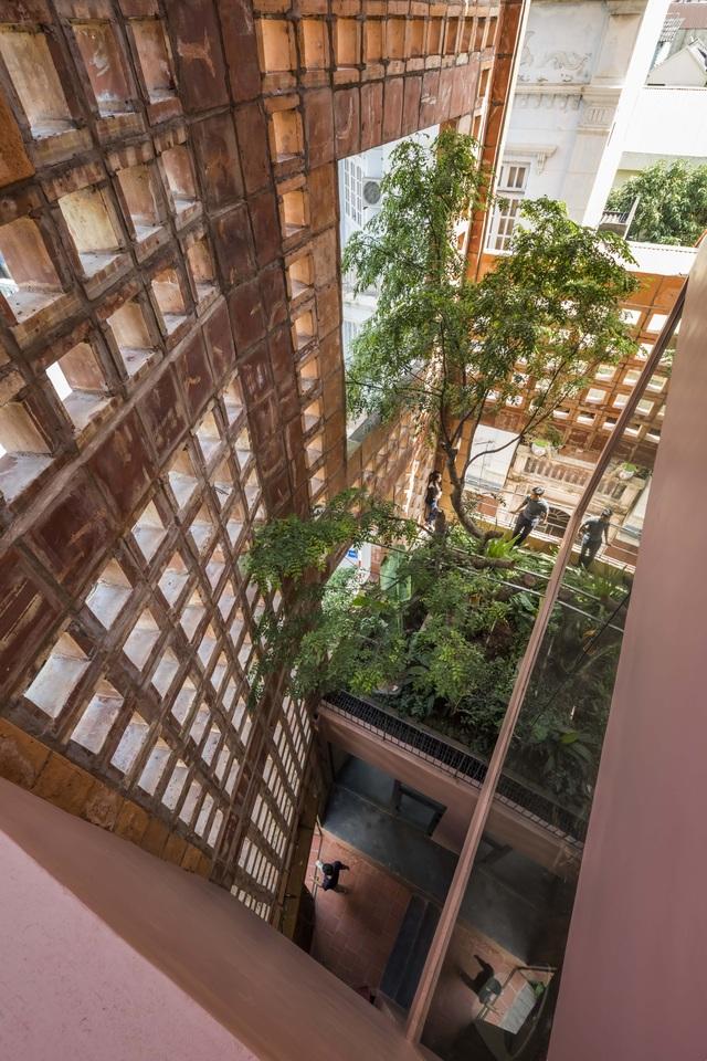 Nhà gạch Bát Tràng của Việt Nam đoạt giải kiến trúc quốc tế - 17