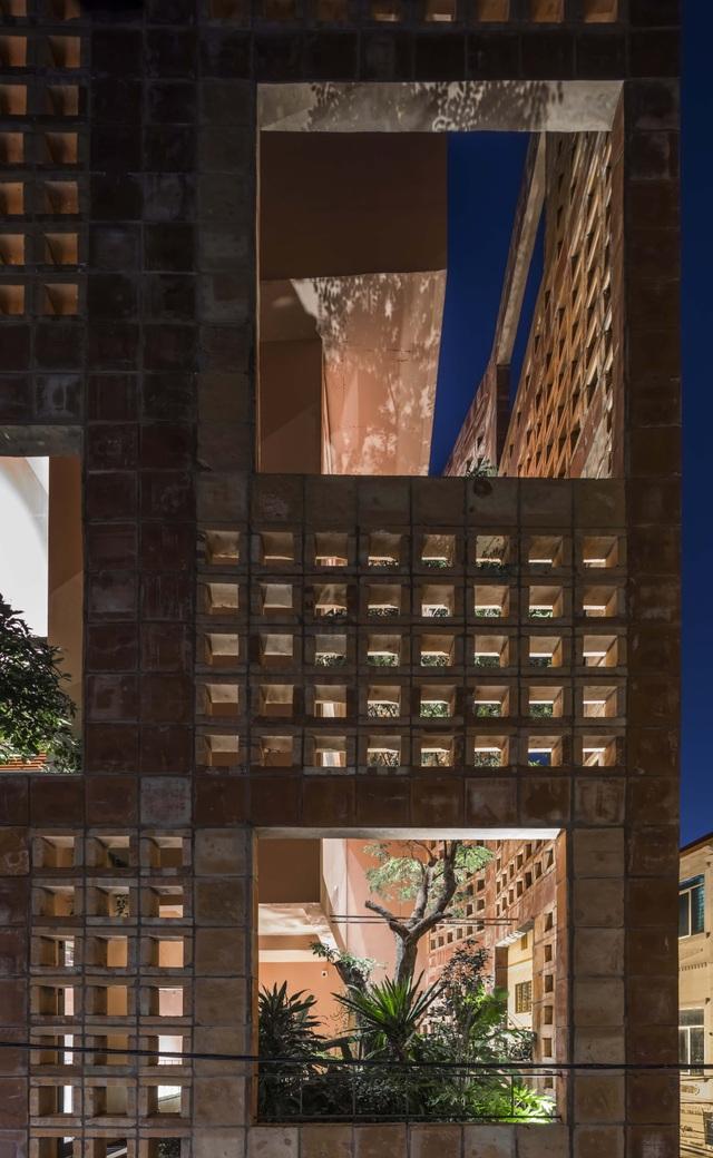 Nhà gạch Bát Tràng của Việt Nam đoạt giải kiến trúc quốc tế - 19