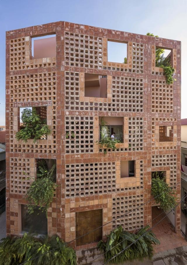Nhà gạch Bát Tràng của Việt Nam đoạt giải kiến trúc quốc tế - 2