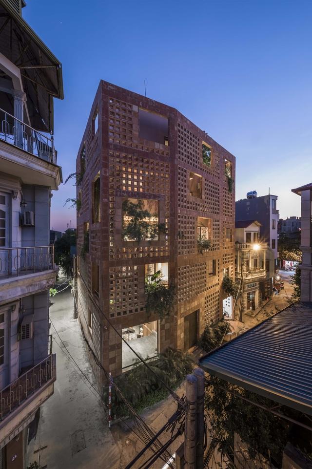 Nhà gạch Bát Tràng của Việt Nam đoạt giải kiến trúc quốc tế - 20