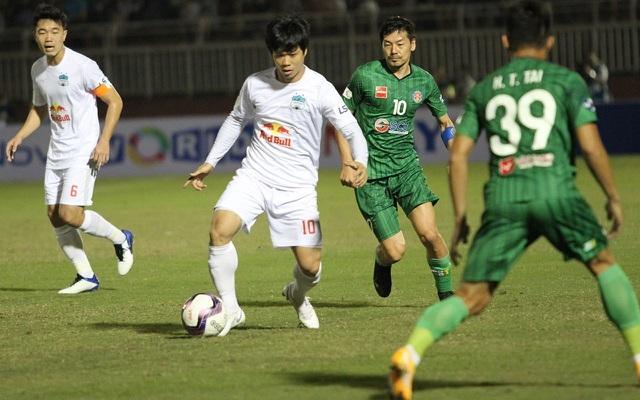 Ngày khai màn thất vọng của các ứng cử viên vô địch V-League - 4
