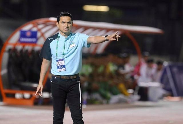 Ngày khai màn thất vọng của các ứng cử viên vô địch V-League - 5