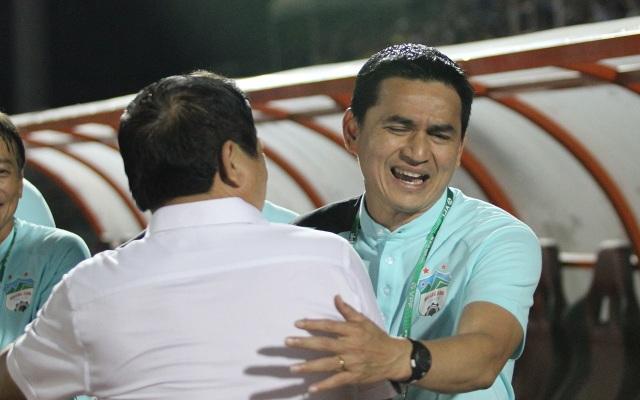 Báo Thái Lan: Kiatisuk khẳng định HA Gia Lai chơi hay, chỉ thiếu may mắn - 1