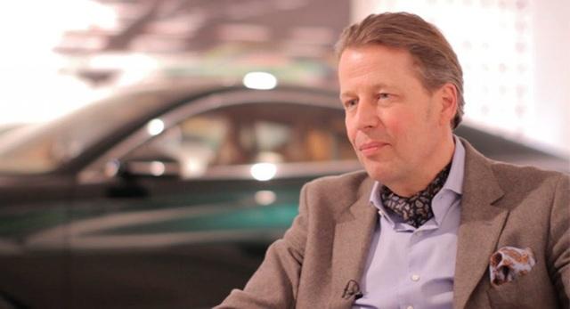 Giám đốc thiết kế rời bỏ Bentley, sang hãng xe Trung Quốc - 1