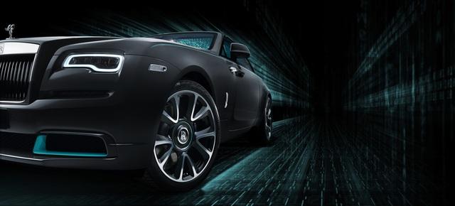 Sáng tạo Bespoke: Khi khách hàng chịu chi và Rolls-Royce chịu chơi - 9