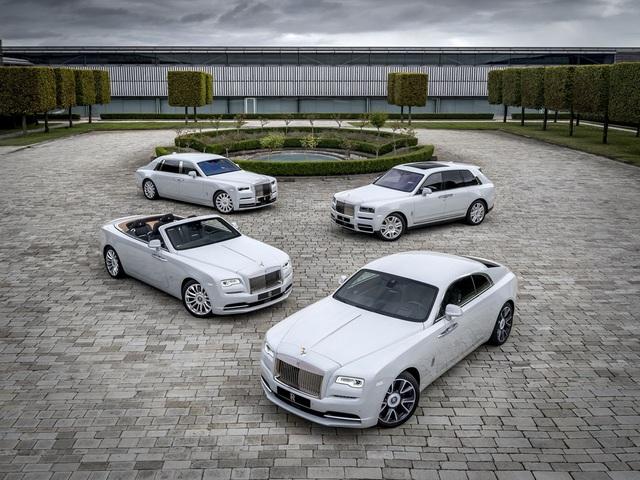 Sáng tạo Bespoke: Khi khách hàng chịu chi và Rolls-Royce chịu chơi - 1