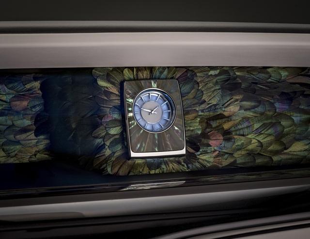 Sáng tạo Bespoke: Khi khách hàng chịu chi và Rolls-Royce chịu chơi - 3