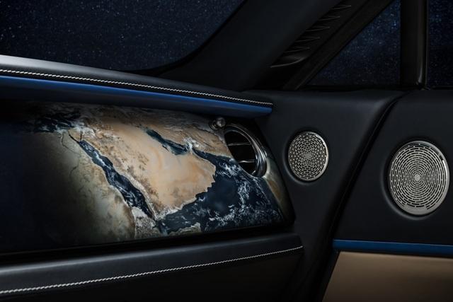 Sáng tạo Bespoke: Khi khách hàng chịu chi và Rolls-Royce chịu chơi - 8