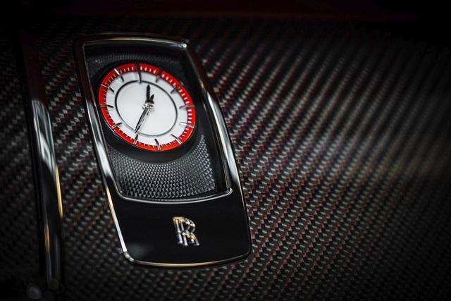 Sáng tạo Bespoke: Khi khách hàng chịu chi và Rolls-Royce chịu chơi - 16
