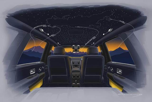 Sáng tạo Bespoke: Khi khách hàng chịu chi và Rolls-Royce chịu chơi - 13