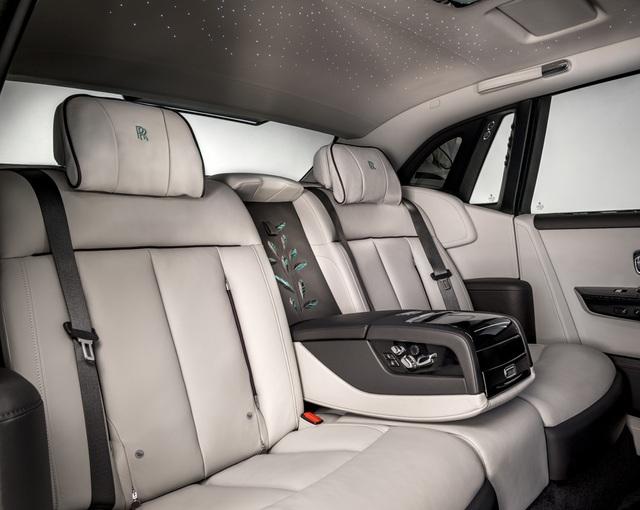 Sáng tạo Bespoke: Khi khách hàng chịu chi và Rolls-Royce chịu chơi - 4