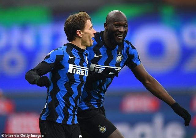 C.Ronaldo gây thất vọng, Juventus gục ngã ở đại chiến với Inter Milan - 4