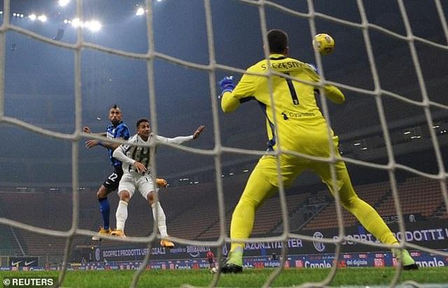 C.Ronaldo gây thất vọng, Juventus gục ngã ở đại chiến với Inter Milan - 2