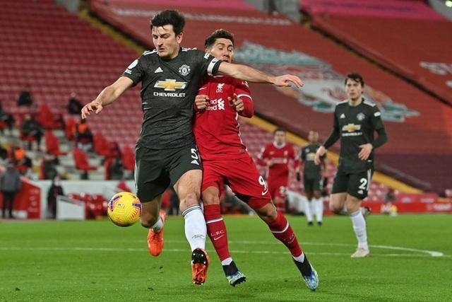 Fernandes phung phí cơ hội vàng, Man Utd chia điểm trên sân Liverpool - 5