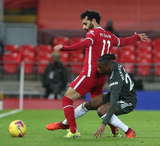Fernandes phung phí cơ hội vàng, Man Utd chia điểm trên sân Liverpool - 8