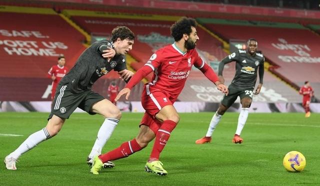 Fernandes phung phí cơ hội vàng, Man Utd chia điểm trên sân Liverpool - 7
