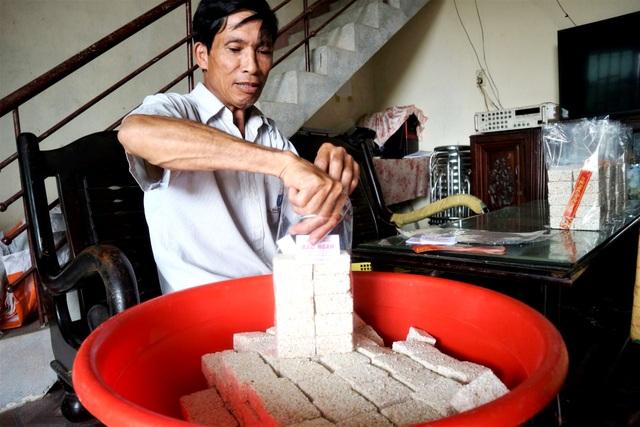 Cả làng hò nhau nổ nếp làm nên thứ bánh Tết đặc sản xứ Quảng - 7