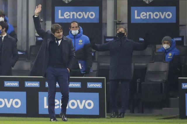 C.Ronaldo gây thất vọng, Juventus gục ngã ở đại chiến với Inter Milan - 5