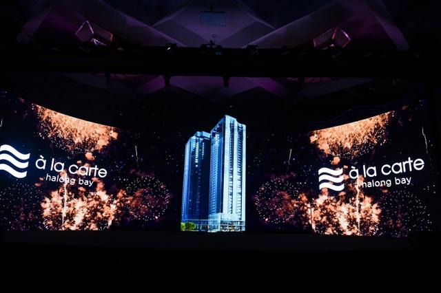 À La Carte Halong Bay hút mạnh nhà đầu tư trong sự kiện giờ vàng - 3