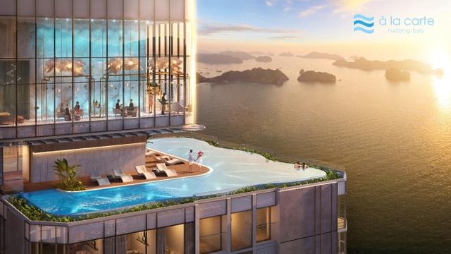 À La Carte Halong Bay hút mạnh nhà đầu tư trong sự kiện giờ vàng - 6