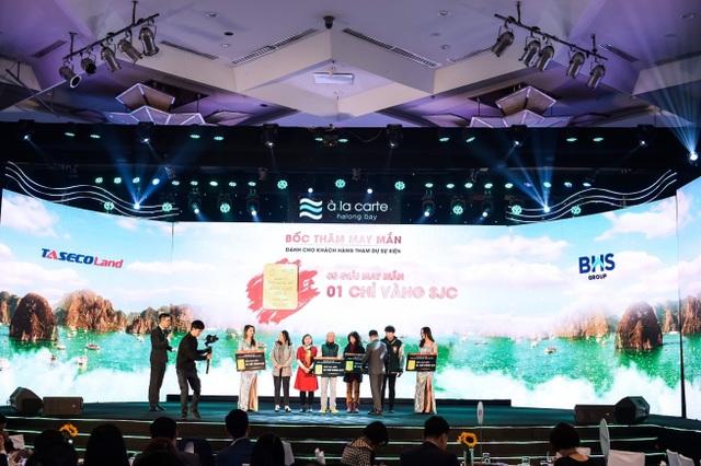 À La Carte Halong Bay hút mạnh nhà đầu tư trong sự kiện giờ vàng - 8