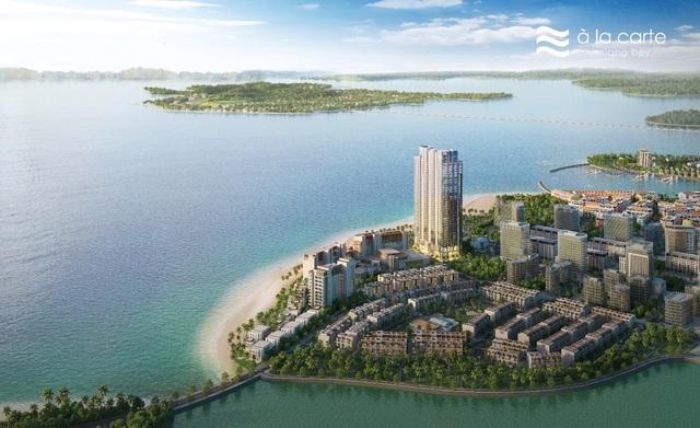 À La Carte Halong Bay hút mạnh nhà đầu tư trong sự kiện giờ vàng - 9