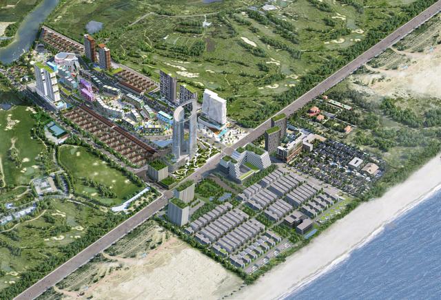 Nhà đầu tư tiếp tục rót tiền vào thị trường bất động sản Đà Nẵng - 2