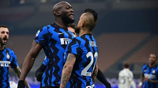 C.Ronaldo gây thất vọng, Juventus gục ngã ở đại chiến với Inter Milan - 3