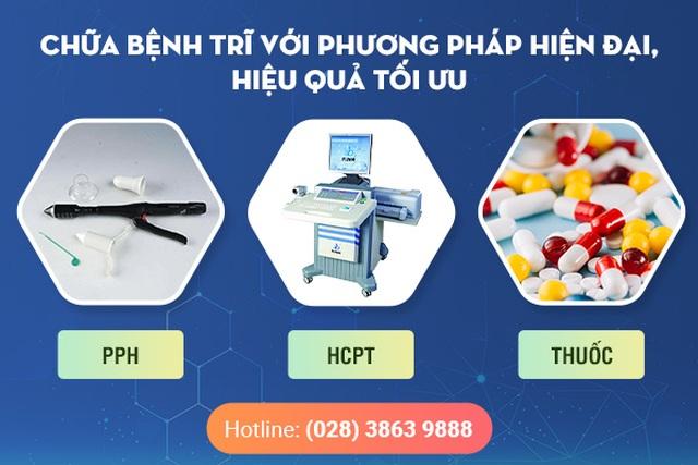 Phòng khám Hồng Cường: Chữa bệnh trĩ với phương pháp hiện đại, hiệu quả tối ưu - 1
