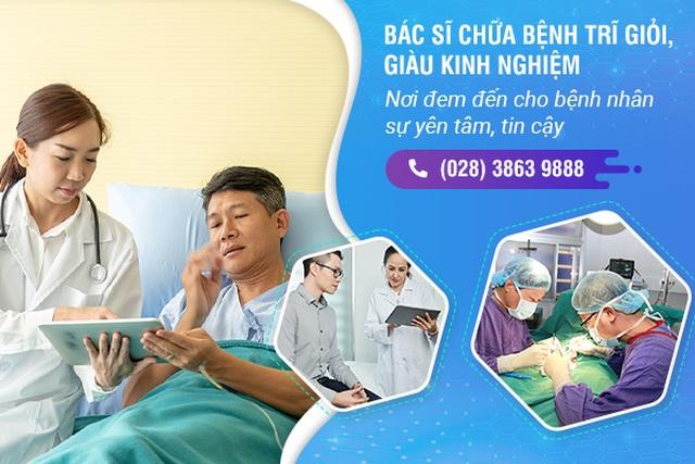 Phòng khám Hồng Cường: Chữa bệnh trĩ với phương pháp hiện đại, hiệu quả tối ưu - 2