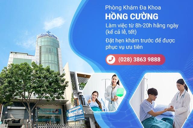 Phòng khám Hồng Cường: Chữa bệnh trĩ với phương pháp hiện đại, hiệu quả tối ưu - 3